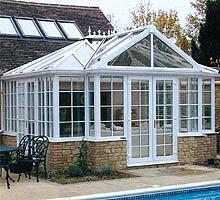 Under-floor Heating & Insulation for Orangeries