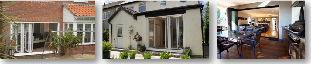 UPVC Patio Door Styles